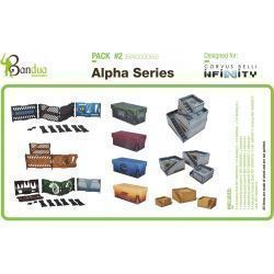 Pack2 Alpha Series
