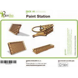 Paint Station Pack