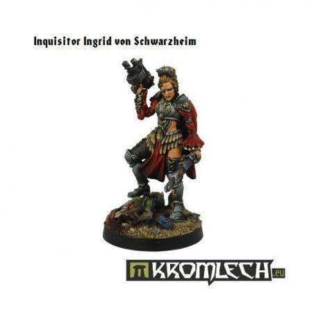 Inquisitor Ingrid von Schwarzheim
