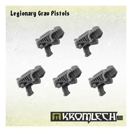 Legionary Gravity Pistols