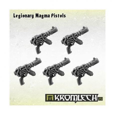 Legionary Magma Pistols