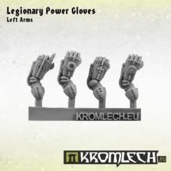 Legionary Power Gloves Left