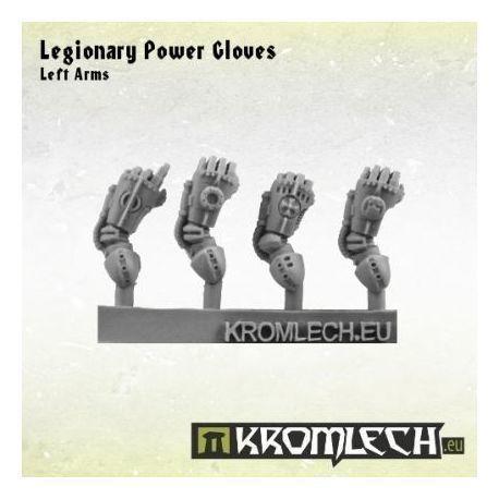 Legionary Power Gloves Left