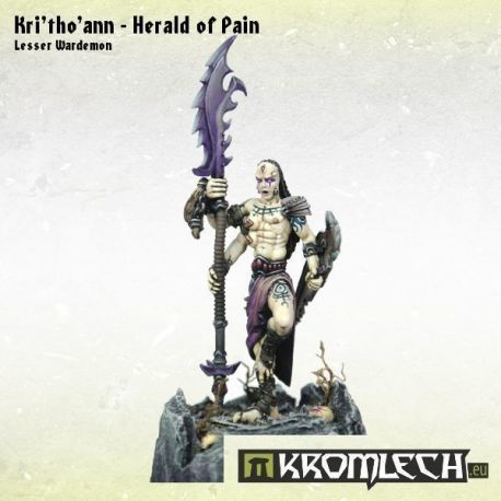 KRIT'THO'ANN - HERALD OF PAIN