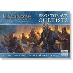 Frostgrave Cultists