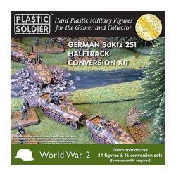 15MM EASY ASSEMBLY GERMAN SDKFZ 251 CONVERSION KIT
