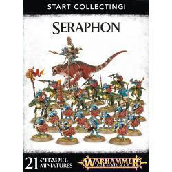 START COLLECTING - SERAPHON