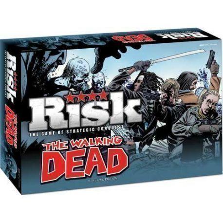 RISK WALKING DEAD (INGLES)