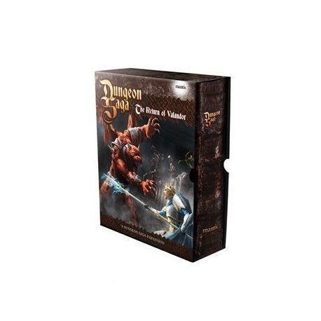Dungeon Saga: The Return of Valandor