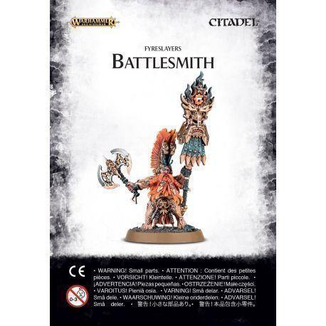 FYRESLAYERS BATTLESMITH