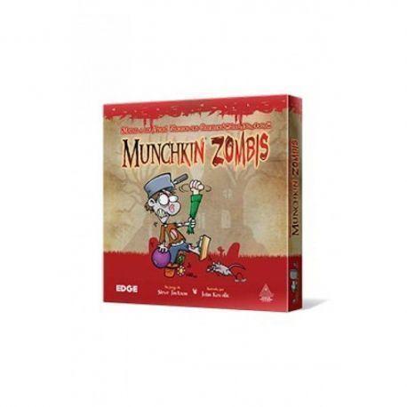 MUNCHKIN ZOMBIES. JCNC (Nueva Edición)