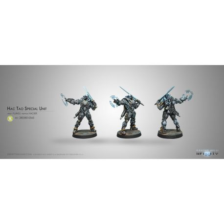 Hac Tao Special Unit (Hacker)