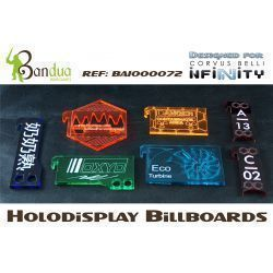 Holodisplay Billboards