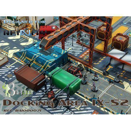Docking Area IX-52