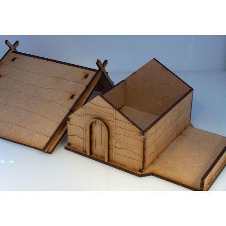 Viking Shelter