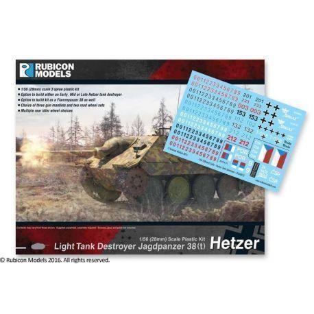 Hetzer Jagdpanzer 38t
