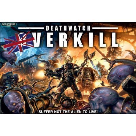 Deathwatch Overkill (ENGLISH)