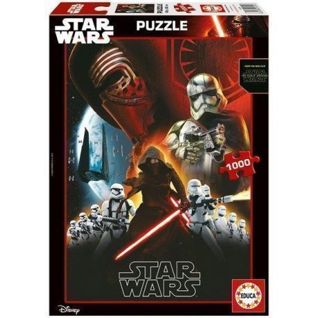 Star Wars: Ep VII The Force Awakens Disney puzzle 1000pz