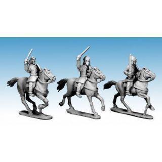 Sub-Roman Unarmoured Cavalry with Swords