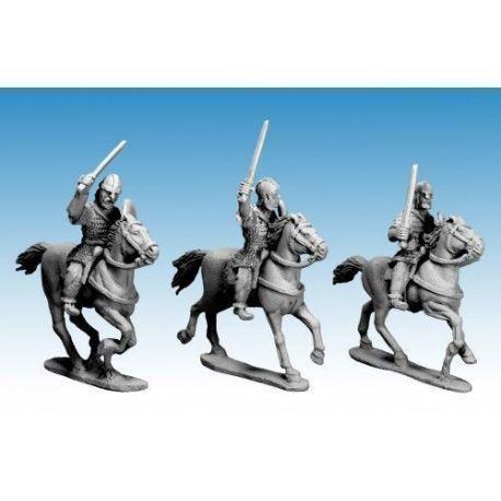 Sub-Roman Armoured Cavalry with Swords