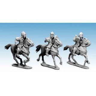 Sub-Roman Arrmoured Cavalry with Spears