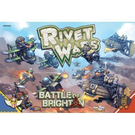 RIVET WARS. BATTLE OF BRIGHTON