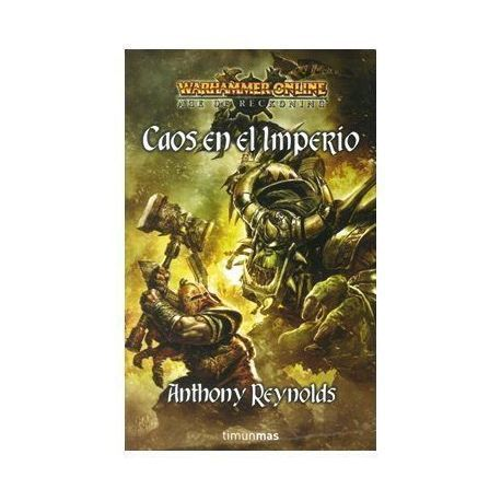 CAOS EN EL IMPERIO (AGE OF RECKONING 01)
