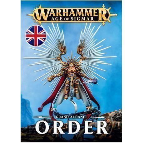 Grand Alliance: Order (English)