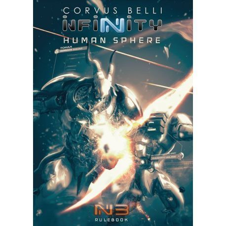 INFINITY - HUMAN SPHERE N3 (ESP)