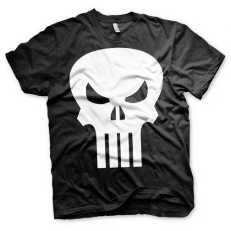 CAMISETA PUNISHER LOGO M
