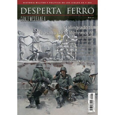 Stalingrado (I) El asalto de la Wehrmacht