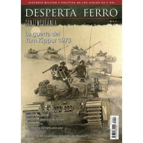 1973, La Guerra del Yom Kippur