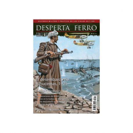 El desembarco de Alhucemas, 1925