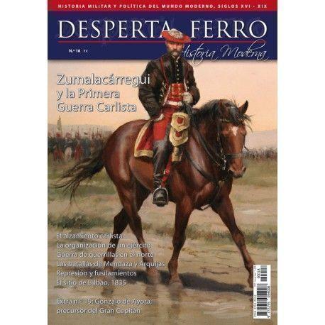 Zumalacárregui y la Primera Guerra Carlista