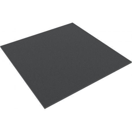 300 mm x 300 mm x 5 mm thin foam topper / layer