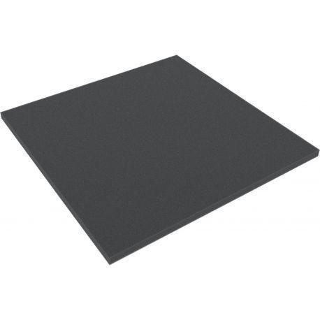 AFBA010 285 mm x 285 mm x 10 mm foam topper / layer
