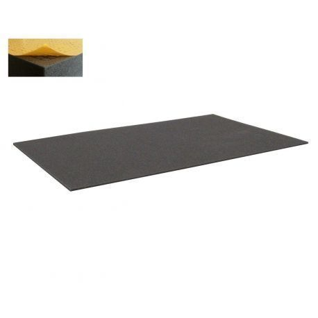 DS005RS 5 mm (0.2 Inch) Figure Foam Tray double-size Raster self-adhesive