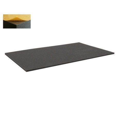 DS010RS 10 mm (0.4 Inch) Figure Foam Tray double-size Raster self-adhesive