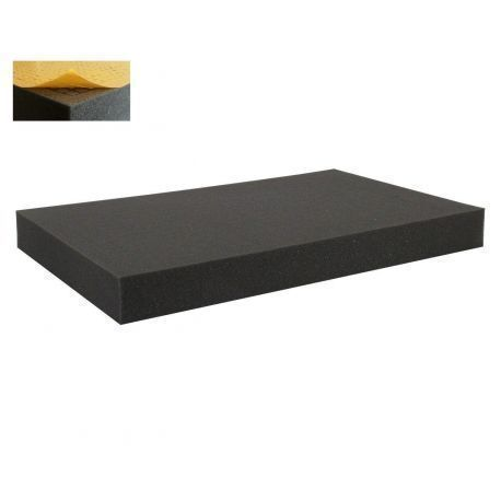 DS050RS 50 mm (2,0 Inch) Figure Foam Tray double-size Raster self-adhesive