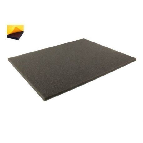 FS010BS 10 mm (0,4 Inch) Figure Foam Tray full-size Bottom / Topper self-adhesive
