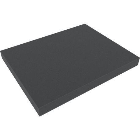 FS030B 30 mm (1,2 Inch) Figure Foam Tray full-size Bottom / Topper
