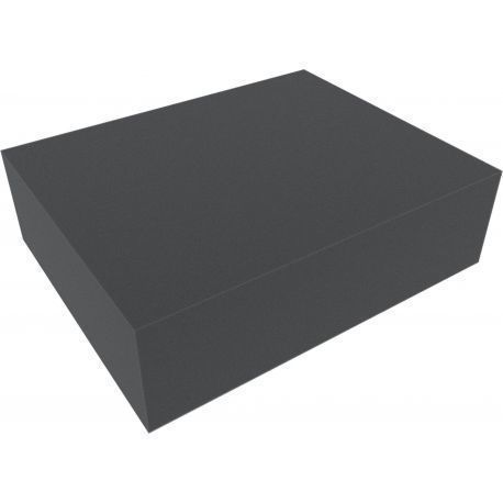 FS100B 100 mm (4 Inch) Foam cube full-size