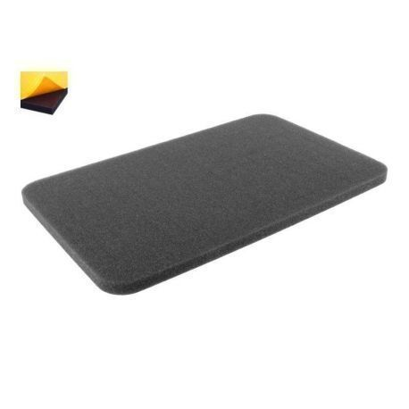 HS010RS 10 mm (0.50 Inch) Figure Foam Tray half-size Raster self-adhesive