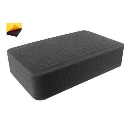 HS050RS 50 mm (2 Inch) Figure Foam Tray half-size Raster self-adhesive