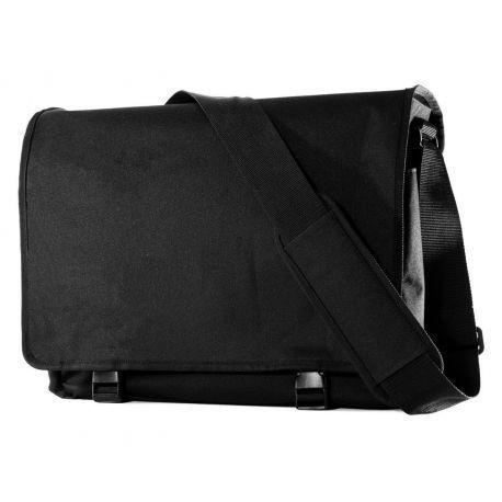 Feldherr Messenger Bag black empty