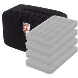 Feldherr MINI PLUS individual case - 15 cm half-size foam