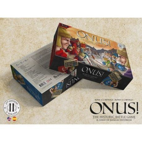 ONUS!: Roma contra Cartago 2ª Edición