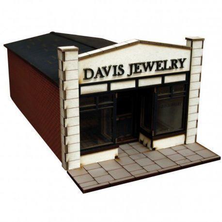 Davis Jewelry Store