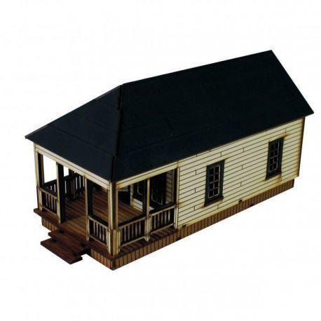 Shotgun House (A)