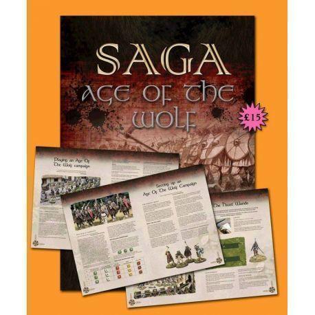 SAGA: Age of the Wolf